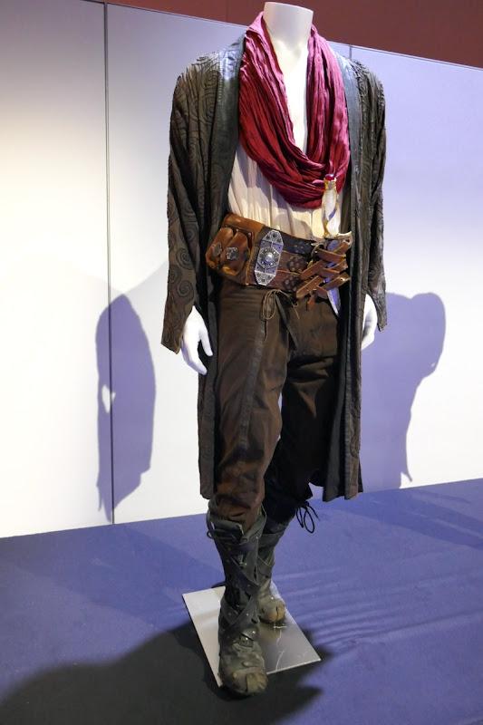 Jake Gyllenhaal Prince of Persia Dastan movie costume