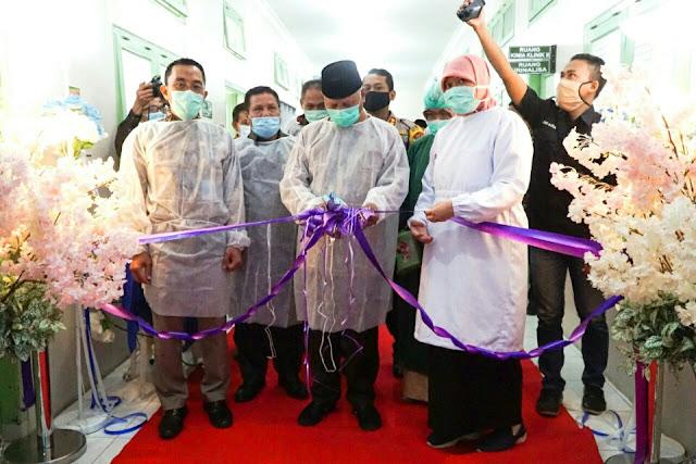 Hore, 2 Rumah Sakit di Lotim Sudah Bisa Uji Swab Covid-19