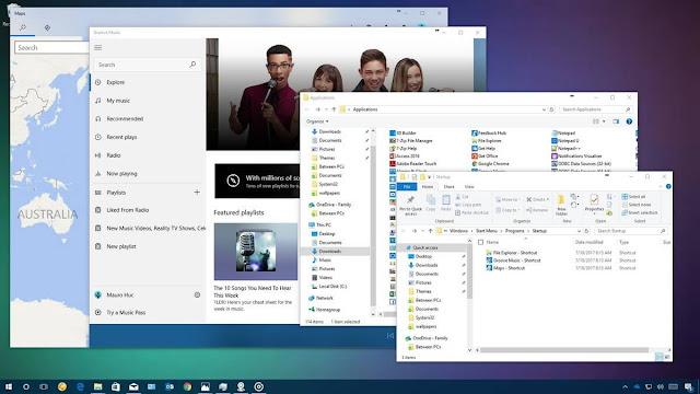 إضافة تطبيقات لبدء التشغيل فى ويندوز 10