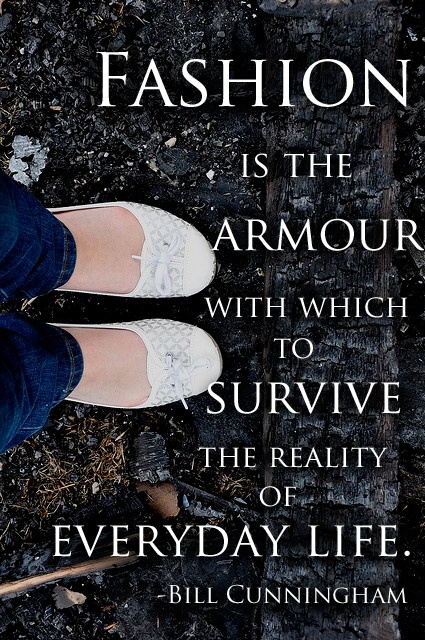quotes about fashion and life - photo #17