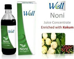 Best and Tasty Well Noni Juice in India-Modicare