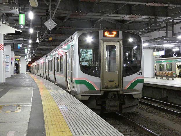 【ダイヤ改正で復活!】常磐線 山下行き1 E721系