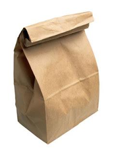 microwave popcorn bag