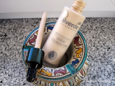 Alverde Professional Serum Foundation