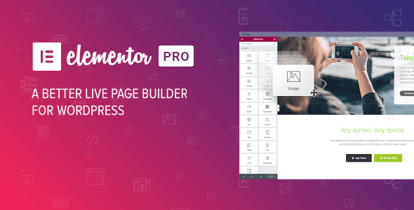 Elementor Pro 2.10.3 Nulled / Elementor Nulled 2.9.13 (FREE Download)