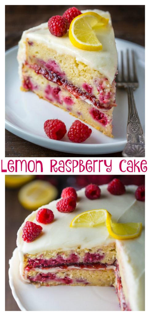 Strange Lemon Raspberry Cake Healthy Food Recipes Cjindustries Chair Design For Home Cjindustriesco