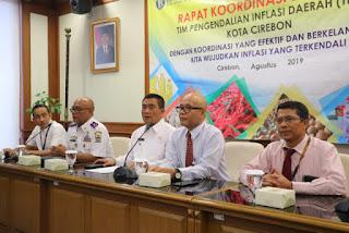 Wali Kota Cirebon Ajak Masyarakat Laksanakan Penguatan Diri Bahan Pangan
