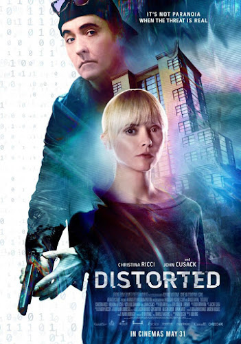 Distorted (BRRip 720p Ingles Subtitulada) (2018)
