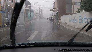 Choveu em vários municípios do Seridó e Curimataú paraibano nesta terça (7)