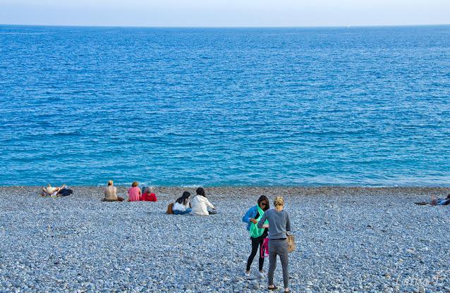 Nisa Coasta de Azur Franta