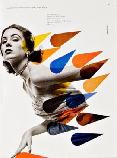 Berbagai Macam Aliran Gaya Style Desain Grafis/Graphic Design Style - Late Modern Style