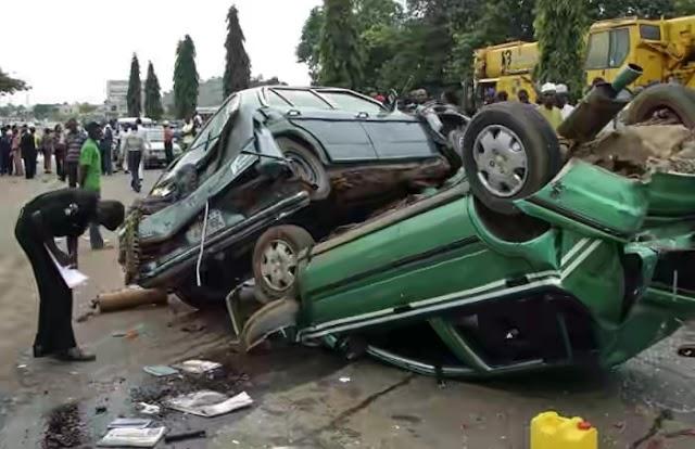 9 die in Osun auto crash