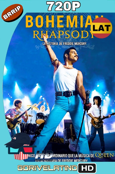 Bohemian Rhapsody (2018) BRrip 720p Latino-Ingles mkv