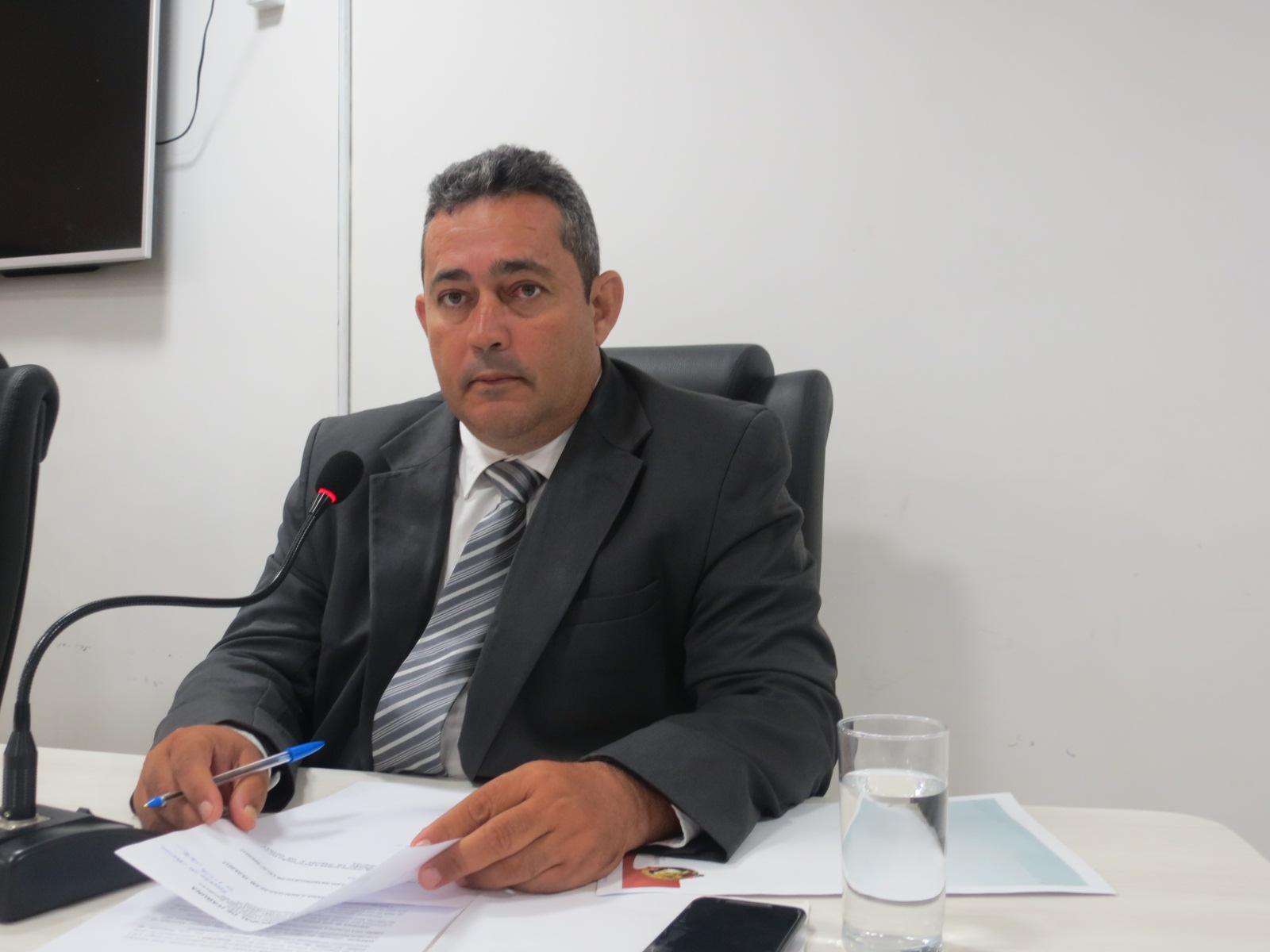 MENSAGEM DO VEREADOR RICARDO XAVIER
