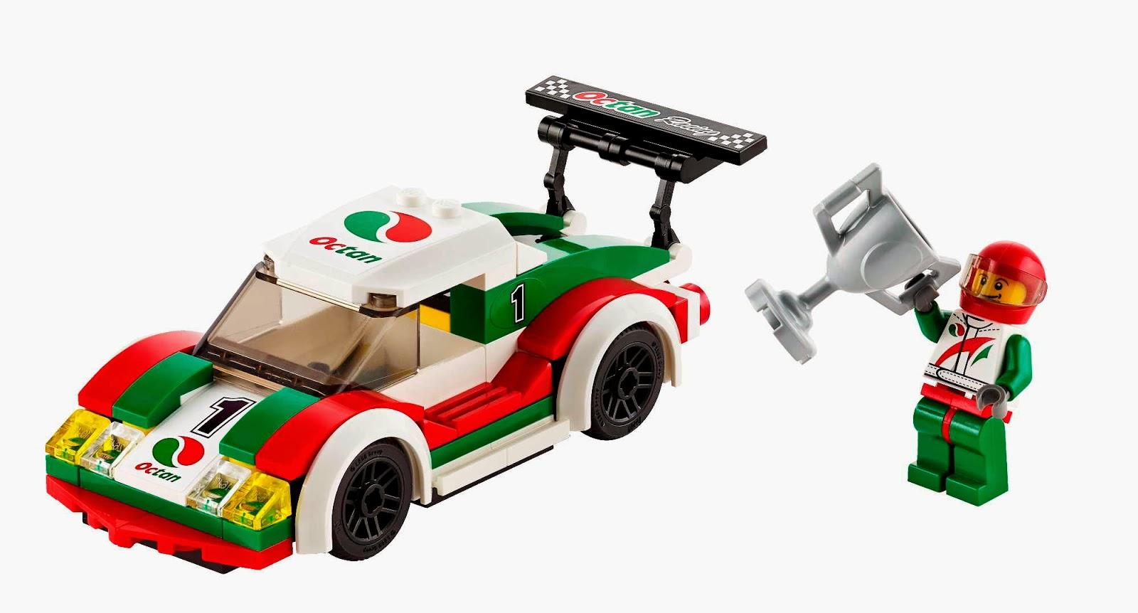 LEGO gosSIP: 111113 LEGO 60053 Race Car box art and picture