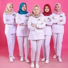 Koleksi model baju perawat