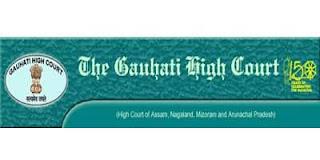 Gauhati High Court Assam Judicial Service Gr-I Main Result 2020,gauhati high court judicial assistant assam career