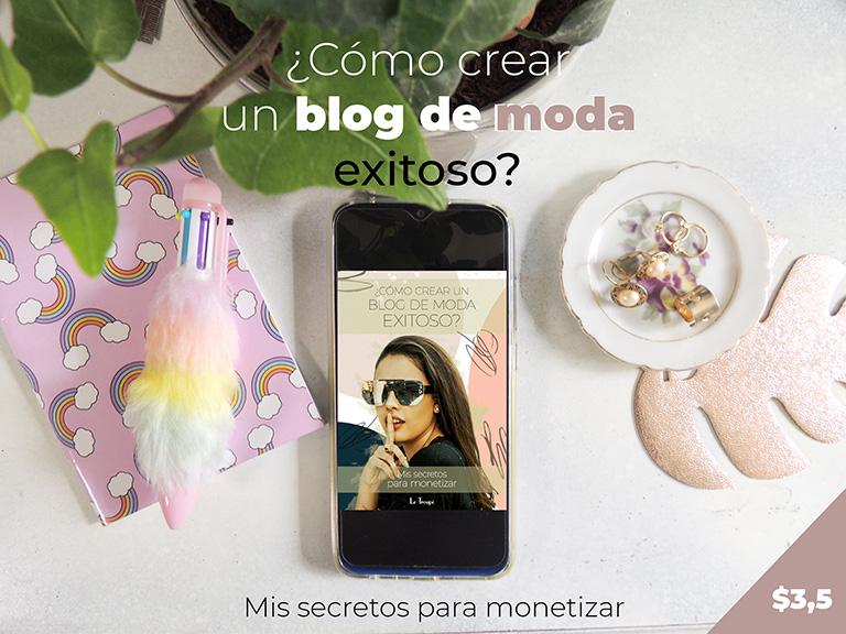 Cómo crear un blog de moda exitoso