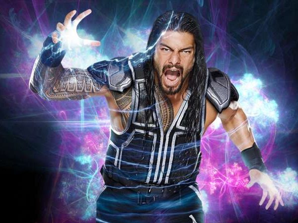 Roman Reigns WWE Championship HD Pictures