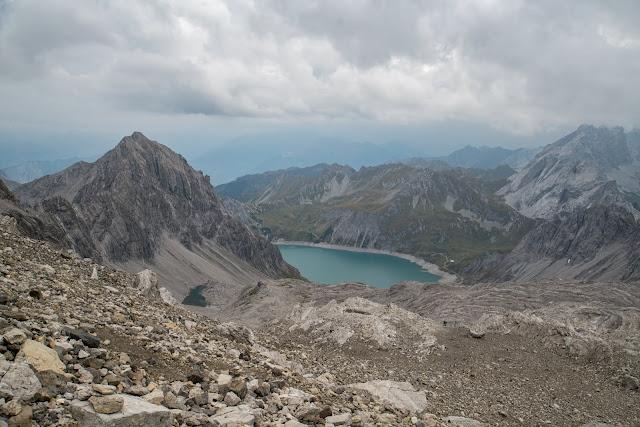 Schesaplana und Totalphütte  Bergtour im Brandertal 12