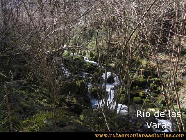 Ruta Linares, La Loral, Buey Muerto, Cuevallagar: Río de las Varas