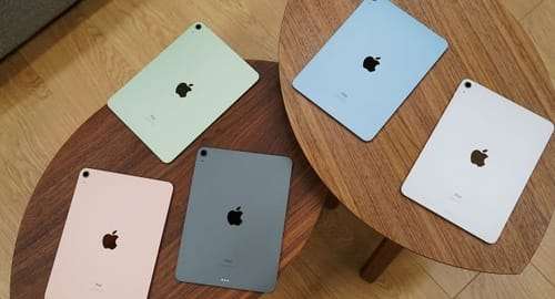 Apple continues to dominate the tablet market