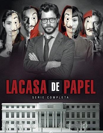 La Casa De Papel Capitulo 4 Temporada 2 completo
