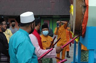 Pembukaan Seleksi Tilawatil Quran (STQ) yang ke IV Tingkat Kecamatan Selayar tahun 2021 di Buka Camat selayar