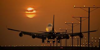 avion-tomando-tierra
