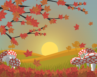 HOW-TO-DRAW-AN-AutumnScenery