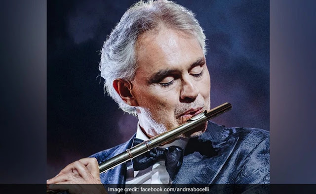 How to stream Andrea Bocelli's solo performance from India Today