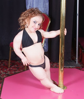 लील ससि कैसी सबसे छोटी डांसर। Lil Sessey Cassess