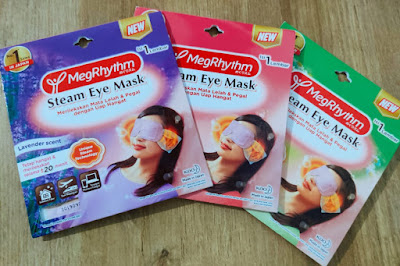 Steam Eye Mask MegRhythm