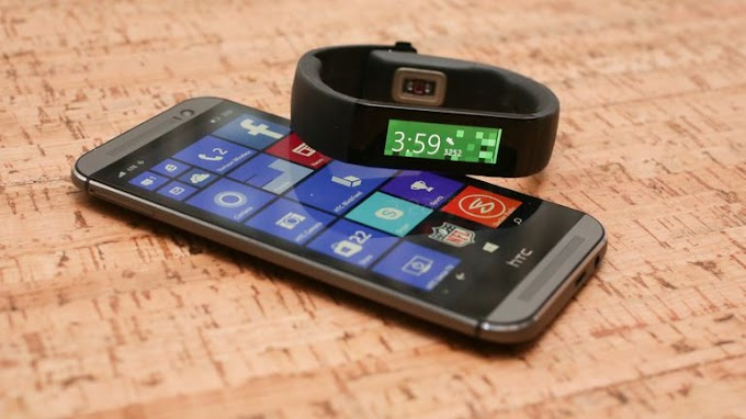 """New features in the bracelet, """"Microsoft's Band"""" smart"""