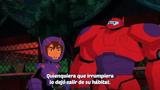 Ver Big Hero 6: The Series Temporada 3 - Capítulo 1