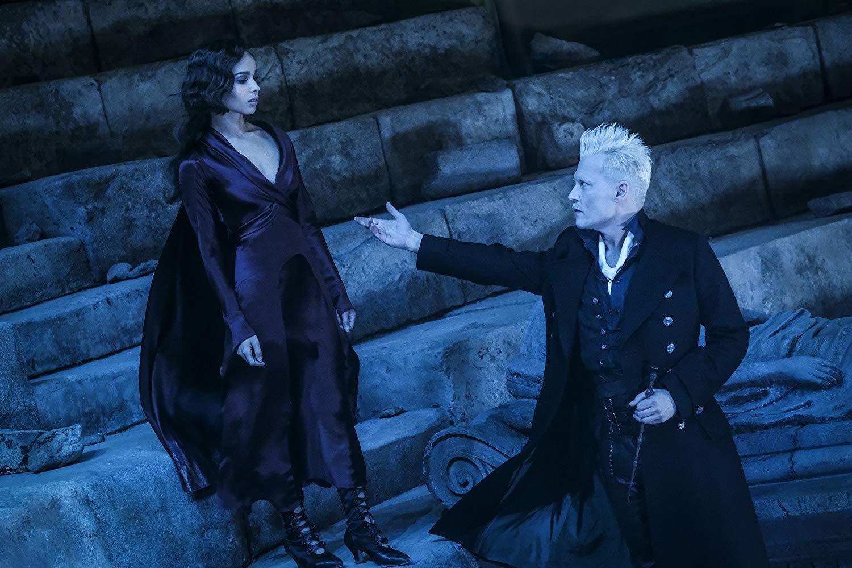 Animais Fantásticos Os Crimes De Grindelwald Fantastic Beasts The