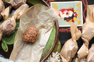 bonbon maison noix de pecan