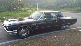 KHUSUS KOLEKTOR : Forsale 1964 Ford Thunderbird - SAMARINDA