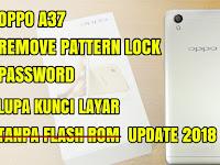 Unlock Remove Forgot Password Pattern Oppo A37 | Bypass Frp Remove Google Account 2018