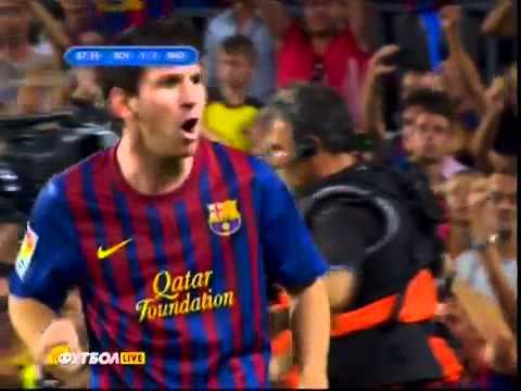 Sports News24: Massi made Baecelona 2-1