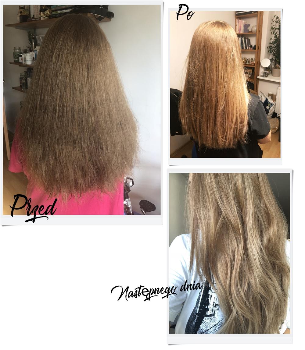 Włosy | Nowość od Joico, czyli Defy Damage i wizyta u fryzjera