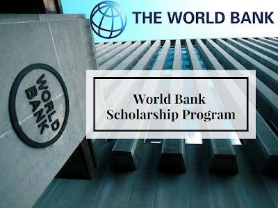 منح البنك الدولي للخريجين 2021 - ممولة بالكامل