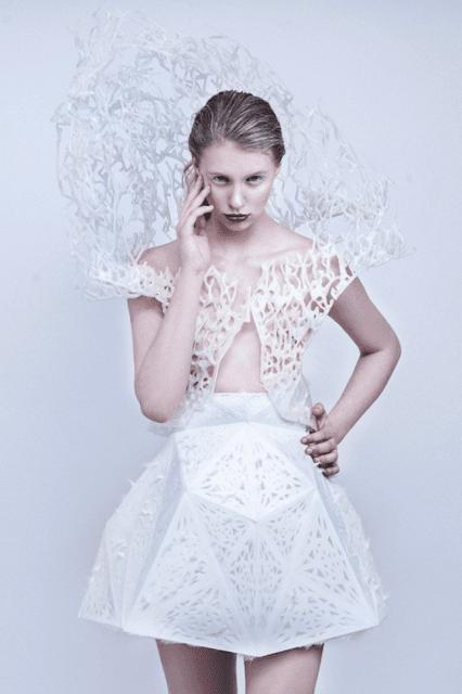 futuro da moda em terceira dimensão