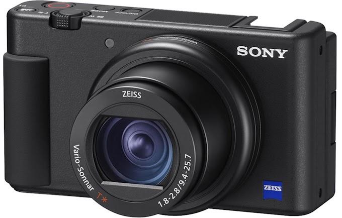 Sony ZV-1 กล้องคอมแพค สำหรับถ่ายวีดีโอ