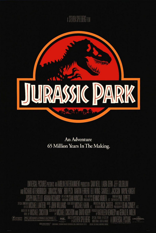 Jurassic Park Ikäraja