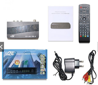 STB DVB T2
