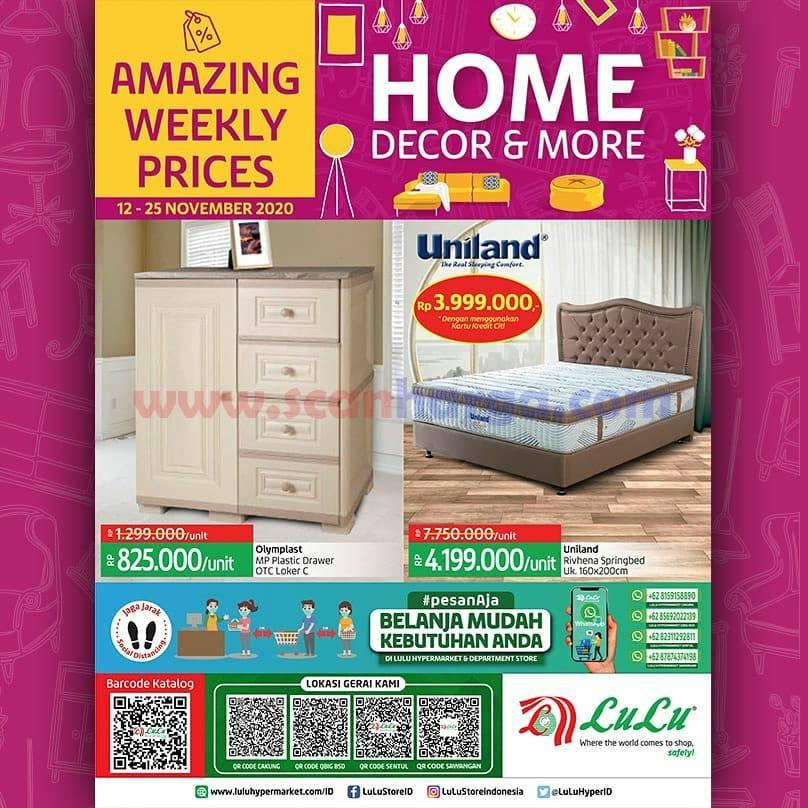 Katalog Promo LULU Supermarket 12 - 25 November 2020 1