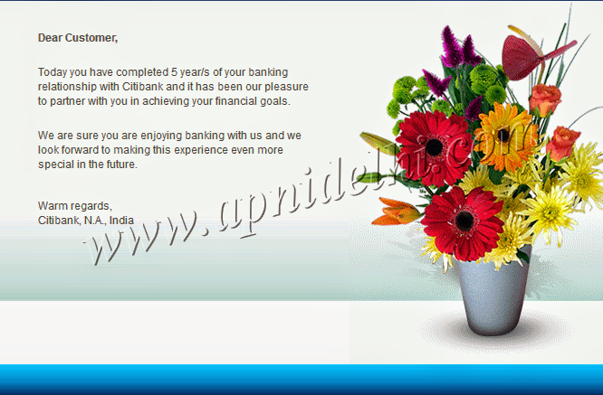 Citibank Customer Service Management