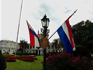 Palacio de López, em Asuncion, Paraguai