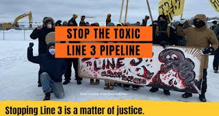 Stop the Line 3 Pipeline (https://stopthemoneypipeline.com/line3/